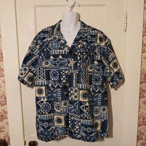 Like New RJC Authentic Hawaiian Shirt